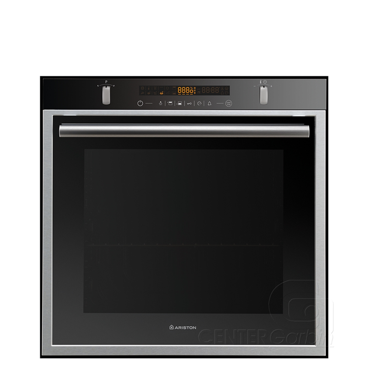 Forno Elétrico Multifunções Ariston Open Space OK 89ED Touch Inox 60cm – Center Garbin
